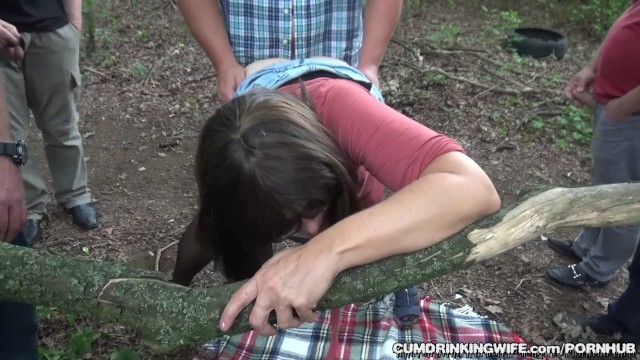 Bianca pureheart cum drinking - Slutwife marion gangbanged by many strangers at the highway