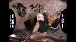 TmwVRnet.com - Karol Lilien - Halloween night sex treat