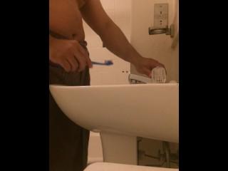 Vlog 49 brushing my teeth...