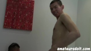 Bareback Amateurs Have Fun For the the first time