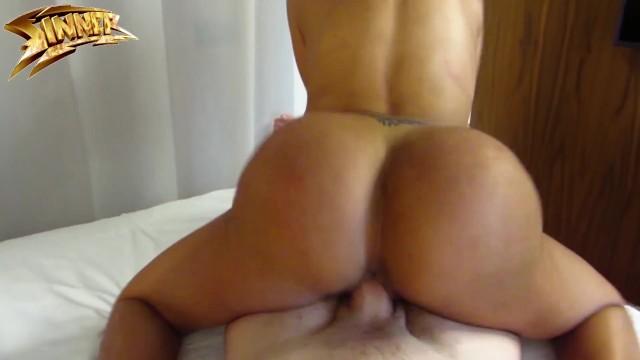 Ass Bouncing Twerking Dick