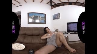 VirtualRealTrans.com - Afternoon movie porno