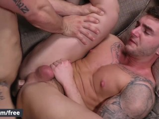 Men - Aspen and Jake Ashford, dinner and dicking - Trailer preview