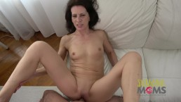 Fucking The Skinny And Sexy MILF Next Door