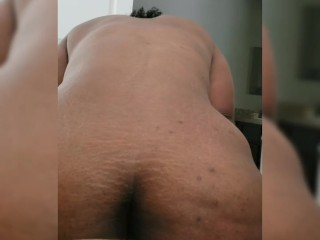 Fat Juicy Ass Bouncing on my dick
