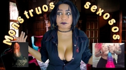 Juguetes Sexuales Monstruosos - Gina y su Rinconcito