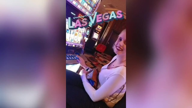 Blowing a load all over a Las Vegas slut SNAPCHAT 3