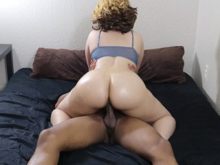 Sexy bbc until cum leaks out...