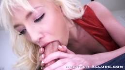 BUSTY AMATEURS & TINY TEENS GIVE BLOWJOBS & FUCK