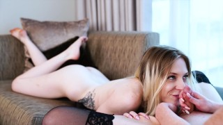 Pornstar fucking with trans girl Kayliegh Coxx