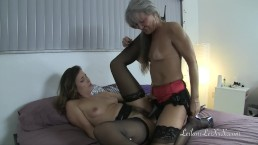 Milf Fucks Her Girlfriend TRAILER