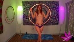 Hula Hoop Striptease by BraisleeAdams