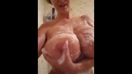 Ava Addams take a shower