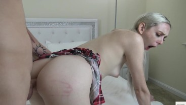 Getting Fucked In The Ass For The First Time