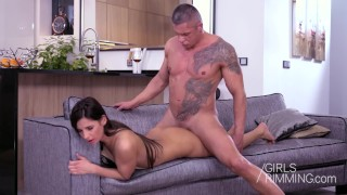 GIRLSRIMMING - Sex With My Boss