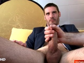 8 banker where guys touch cock...