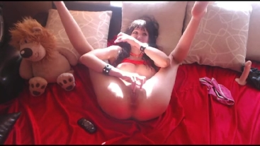All this Ass fisting and fucking makes me want to squirt on cam!