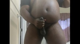 Verbal Black Chub Busts Another Huge Load
