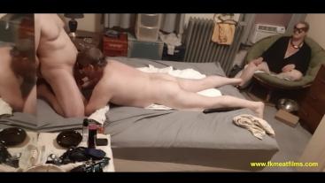 2018-10-26 S2C1 Master manslut fuckmeat 3sum BBW BDSM Anal Bareback
