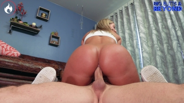 Struggling to fit a fat cock in my ass! Candice Dare