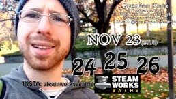 NOV 23-26, 2018 ill be at The Seattle Eagle & Steamworks Seattle