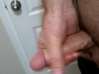 Hottie eye fucked me at the store, so let it go when I got home ;)