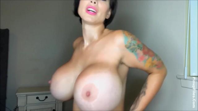MILF Brittany on Social Media Striptease 1