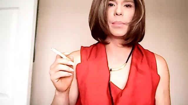 Sonia_smoking smoke again 9