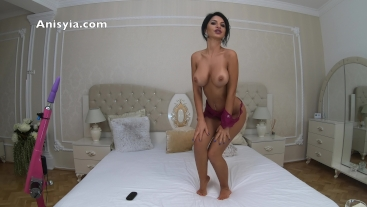 4k beautiful anisyia livejasmin oily dance