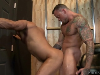 MenOver30 Hunk Sean Duran Anals Daddy Jessie Colter 4 First Time