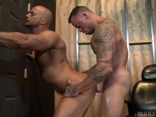 MenOver30 Hunk Sean Duran Anals Daddy Jessie Colter 4 First Time