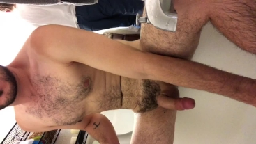 Shaving My Cock - BONUS: Pissing & POV Cock Massage