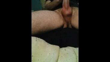 jerking off my cock