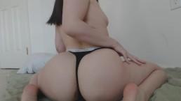 Slut Gets Ass Fucked Hard