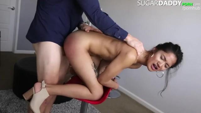 sexy mom sleeping naked