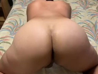 Boy gets rimmed and takes bbc...