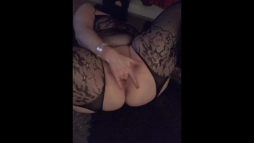 Fooling around waiting for the man to come and fuck me hard