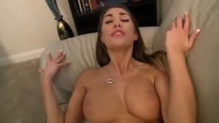 Big tits virtual sex - August Ames