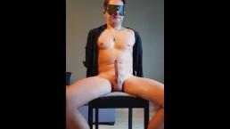 Candycherry7 ♡ I'm a teacher and i torture a bad boy ! ♡ HD Video.