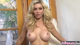 Twistys - Hot milf Heather Vandeven gives Masturbation guide