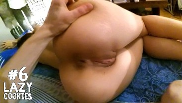 Real passionate homemade sex with juicy blowjob - LazyCookies Amateur Teen