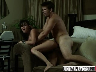 Digital Playground - Charley Chase likes it rough