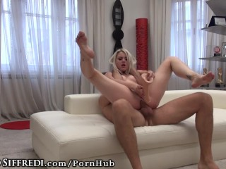 Rocco siffredis cock in ass dildo dps her...