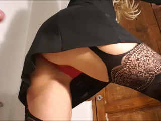 wow !!! the sexy bomb of my step sister made me horny and I ....mmmm