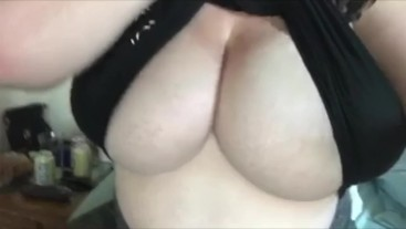 Big Natural Boobs Titty Drop