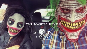 The Masked Devils: Heading to Gym || Part 1