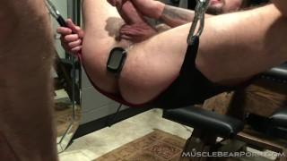 Sean's Hole Training Off male
