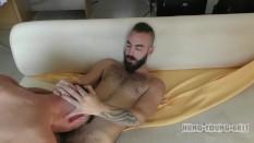 velké černé koule porno