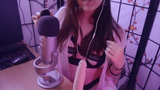 EROTIC JOI - ASMR before going to bed