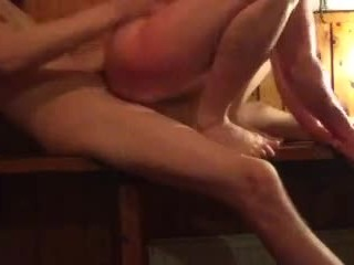 HORNY AND FUCKING IN THE SAUNA